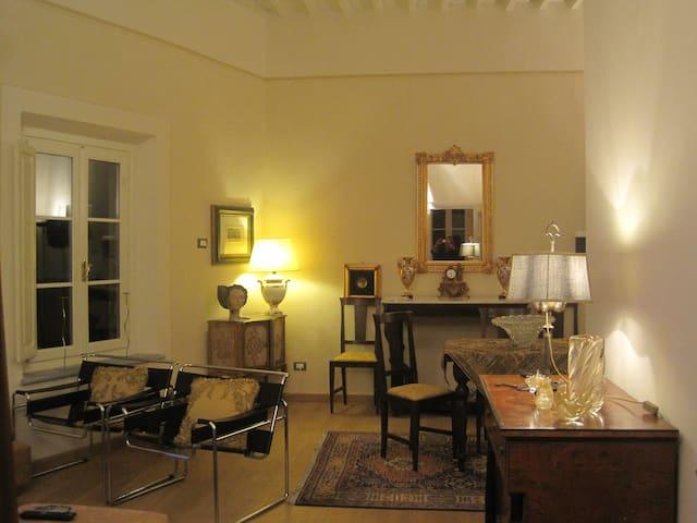 Appartamento storico del 1600 tra Pisa e Lucca - Pontasserchio - 公寓