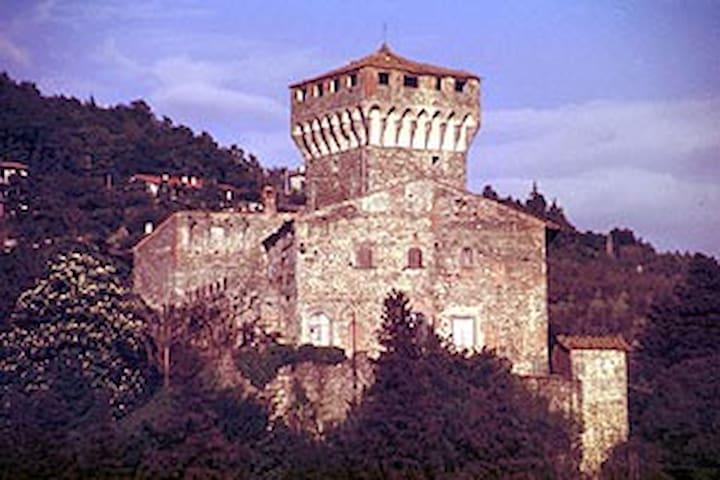 Il Castello della Fioraia - Arezzo  - Kasteel
