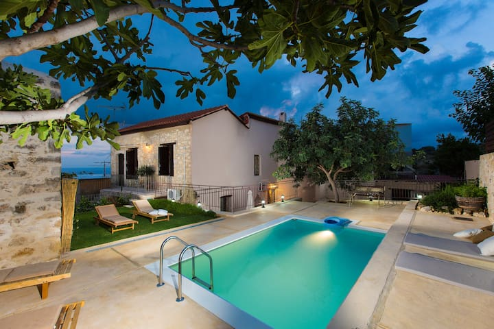 Dotira, a sophisticated home! - Rethymno - Villa