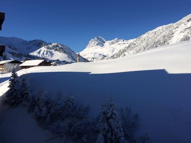 Appartement Warth am Arlberg - Warth - Квартира