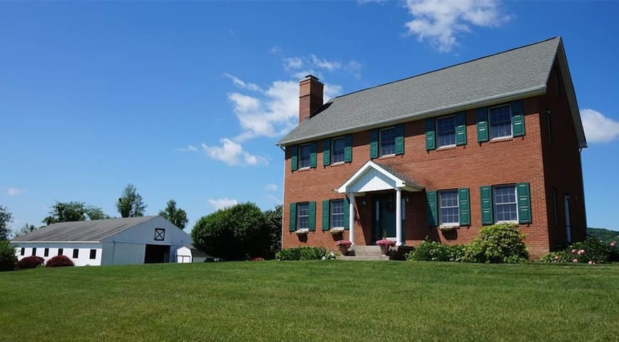 4bdrm Hudson Valley Farmhouse Oasis - Marlboro