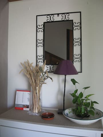 le trait-d'union / room lavanda - San Bonifacio - Daire