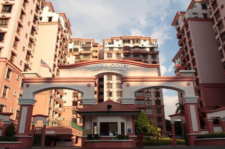 Mark Marina Condominum Kota Kinabalu - Kota Kinabalu - Leilighet
