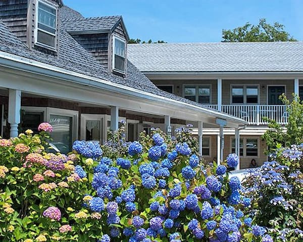 Island Manor Resort Block Island - ニューショアハム