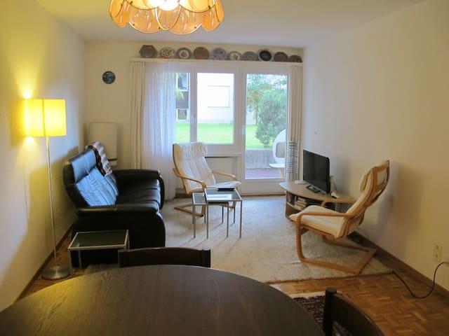 Lenzerheide Apartment, 2 .5 Zimmer Ferienwohnung. - Vaz/Obervaz - Lägenhet