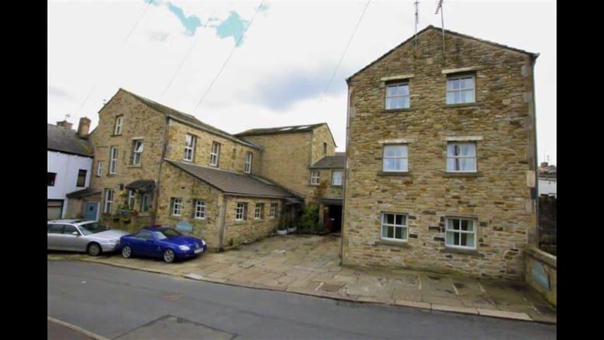 En suite ,dbl bed, historic buildin - Padiham - 단독주택