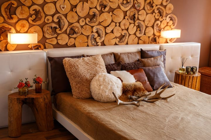 Luxury Penthouse with Stunning Vews - Bansko - Leilighet