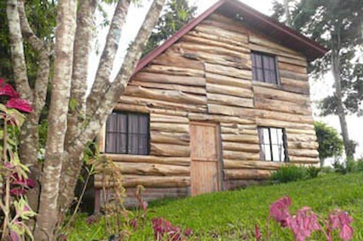 Laguna Verde Guest House - Apanhecat - Kulübe