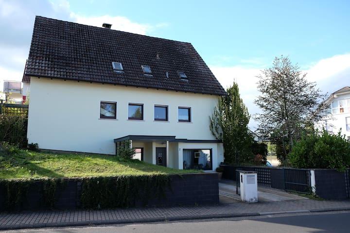 Gemütliche Ferienwohnung/Zimmer in Steinau a.d.Str - Steinau an der Straße - Appartement