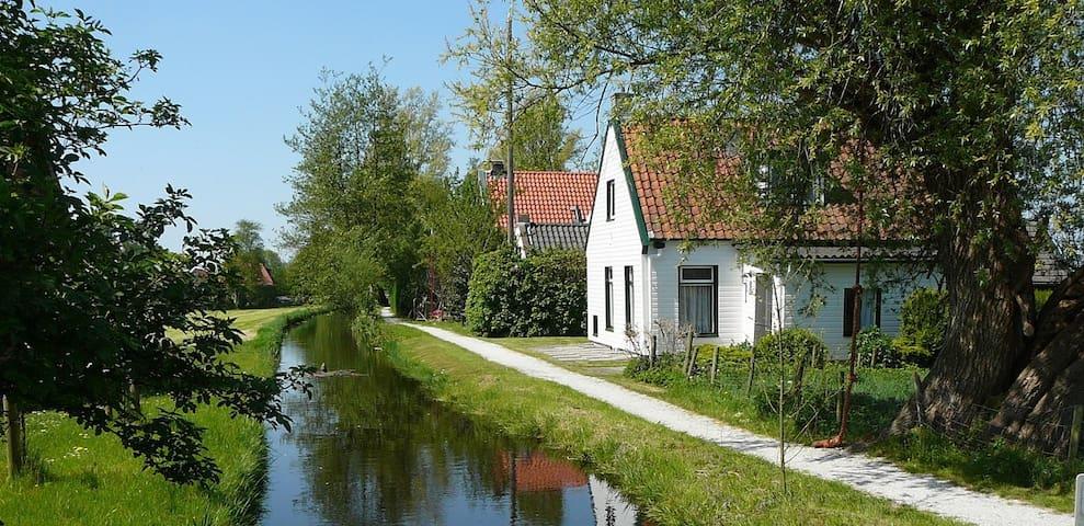 Prachtig gelegen huis te huur - Echten - Casa