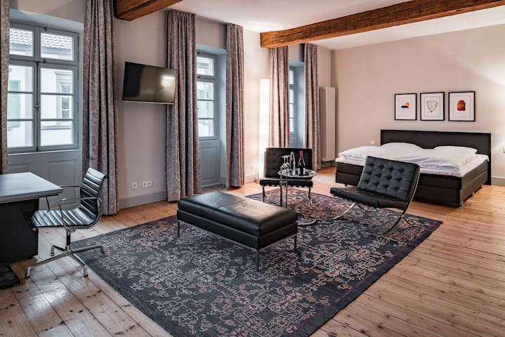 loftartiges Apartment in Klosterhof - K1 - Stetten
