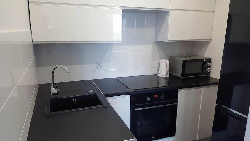 Modern apartment - Walbrzych - Daire