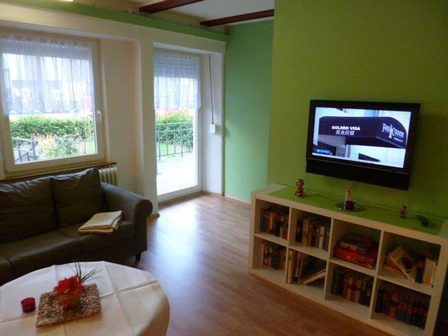 Gästehaus-Koblenz - 5 Schlafzimmer - Koblenz - Appartement