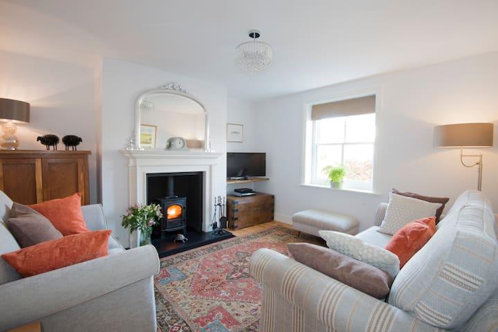 Elegant Luxury Victorian Cottage - Walberton - Huis