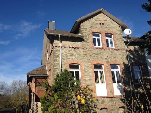 Ferienzimmer Lahnufer - Wetzlar - Ház