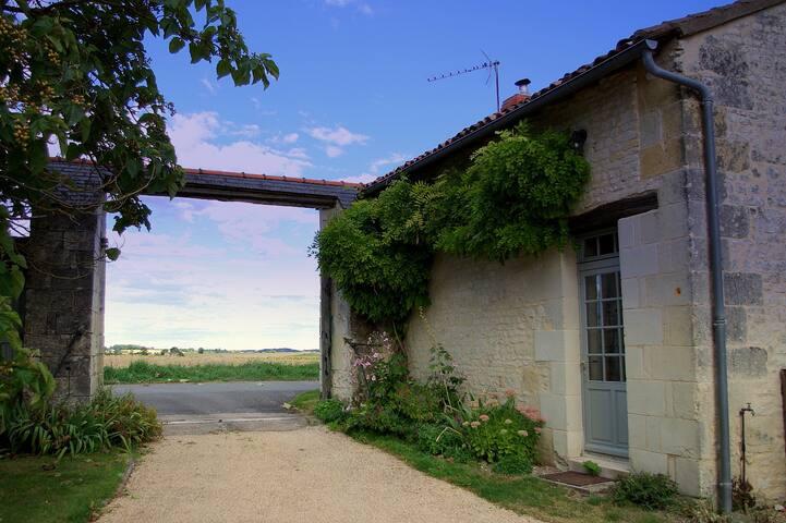 Belle maison au calme - Mouterre-Silly - Casa