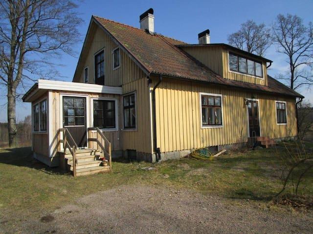 Farmhouse in woodlands - Billinge - Villa