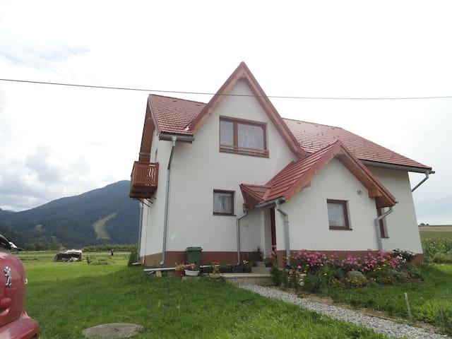Apartments Tania - Tatras - Závažná Poruba - Lägenhet