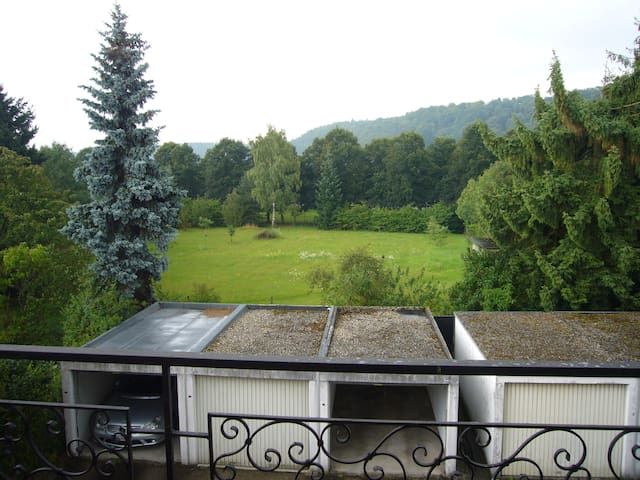 Sunny flat in the heart of Homburg - Homburg - Daire
