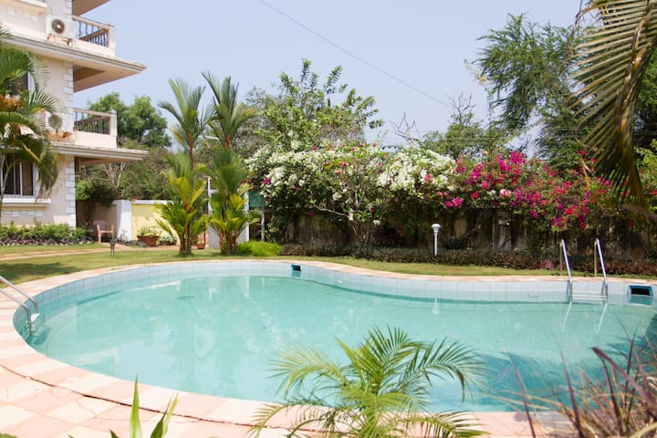 Your ideal getaway in Goa - Varca - Leilighet
