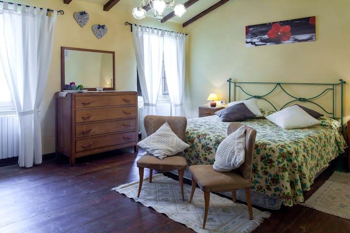Casa Vilma, lovely & confortable - Stazzema - Huis