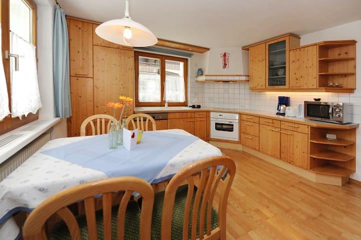 Cosy Apartment in the Austrian Alps - Gaschurn - 公寓