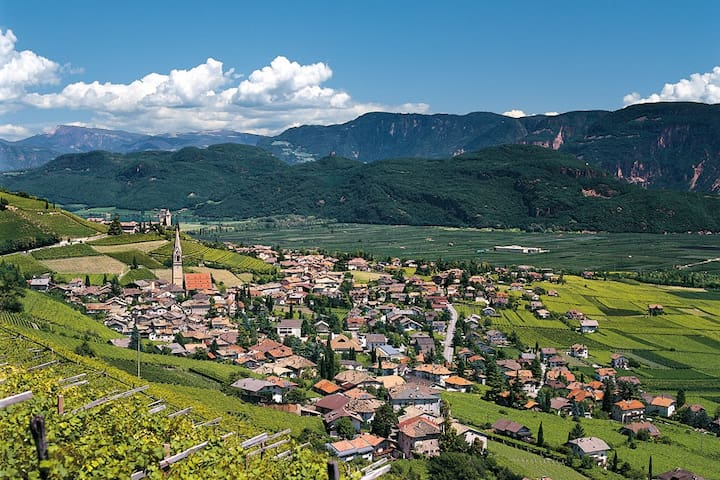 ..for nature-lovers.. - Termeno sulla strada del vino - Daire