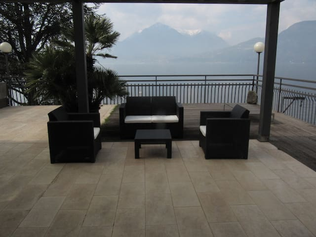 Unforgettable view on the lake - Bellano - Lejlighed