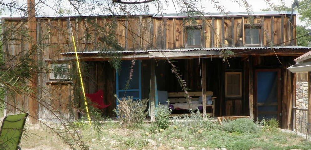 weaver's studio and guesthouse - Espanola - Haus