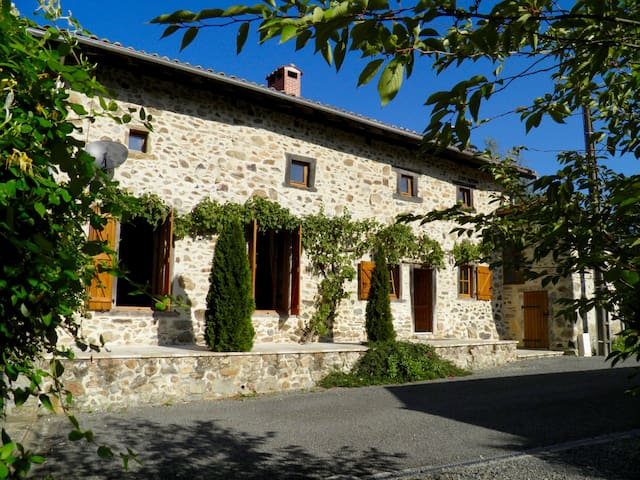 17thC  Character French Cottage - Massignac