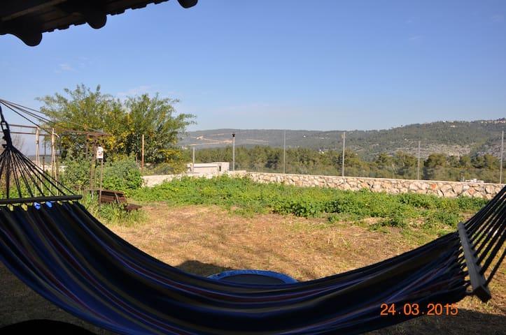 vacation in Israel near to the sea  - yaara - Hus