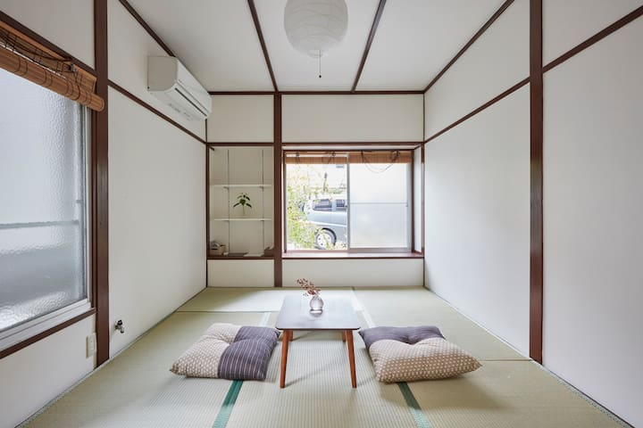 feel the Japanese culture! 銭湯に泊まろう!#101  - 北区 - Apartemen