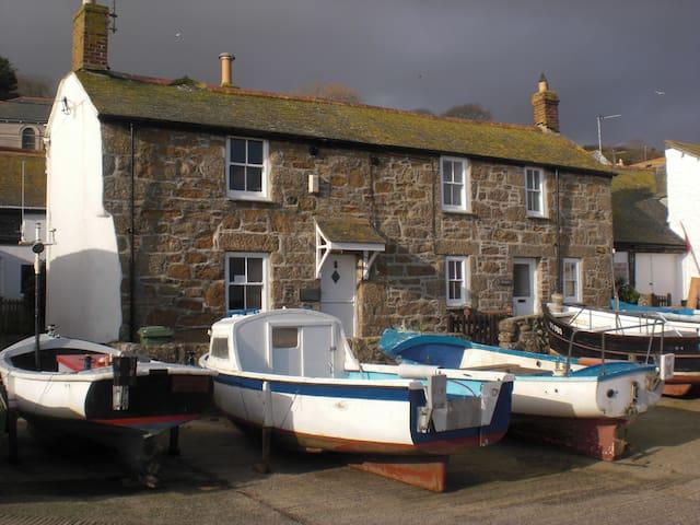 Fisherman's cottage - Mousehole - Casa