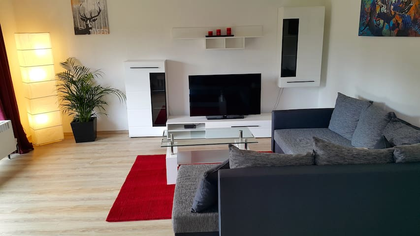 Spacious and modern 3 room flat - Königswinter - Daire