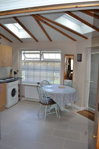 Gorgeous self contained apartment - Sutton Courtenay - Apartamento