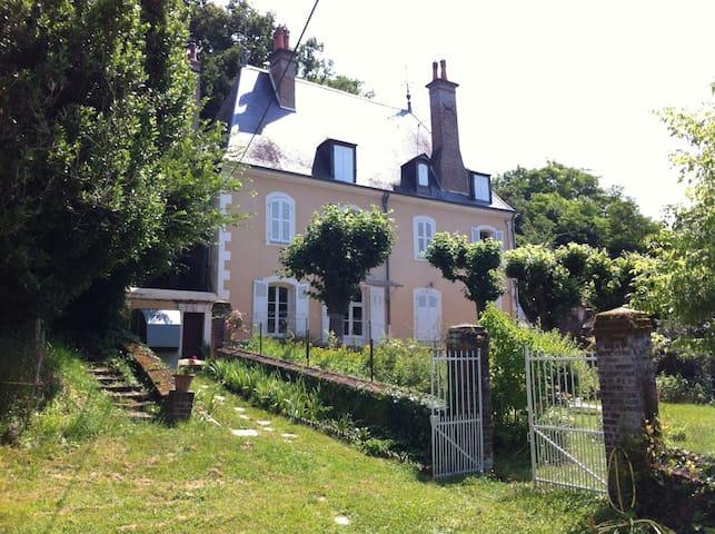 POUR LES 24 HEURES DU MANS ch 2 - Chateau du Loir - Ev