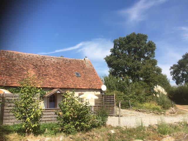 gîte le petit moulin - Saint-Hilaire - Cabaña