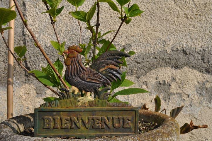 Benac Farmhouse - Mirande - Huis