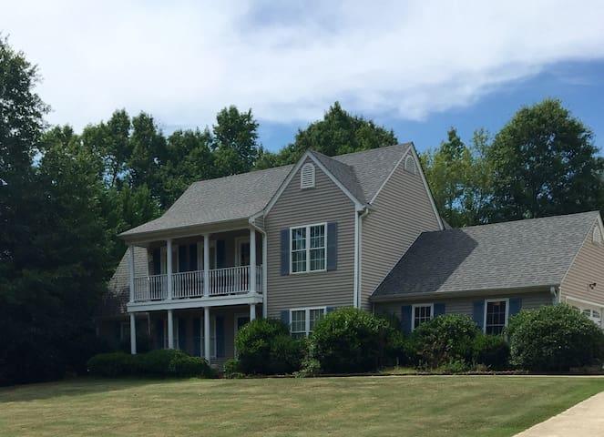 Cute Clemson House / Great for Clemson Games - Clemson - Casa