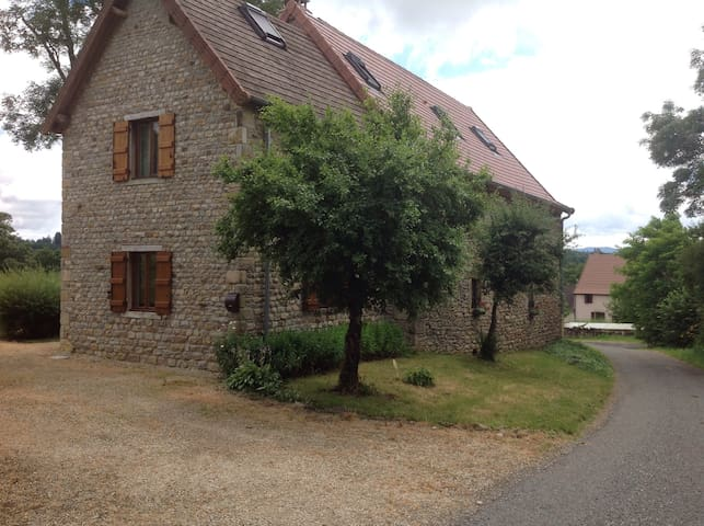 Country house in southern Burgundy - Vendenesse-lès-Charolles - Casa