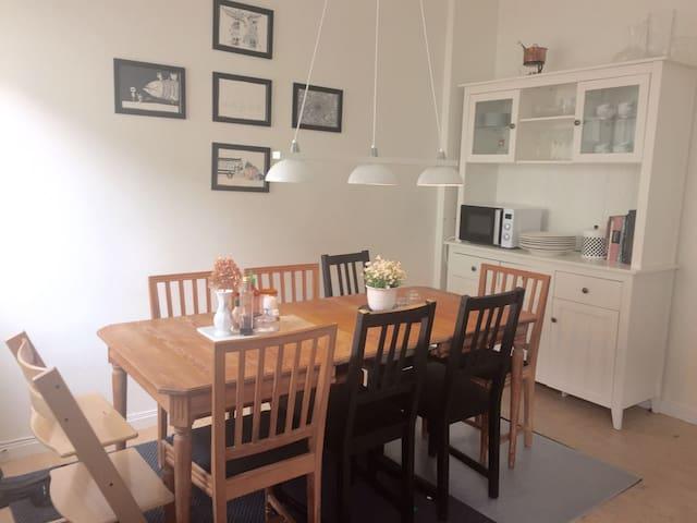 Perfekt familjelägenhet under Partille-Gothia Cup - Göteborg - Appartement