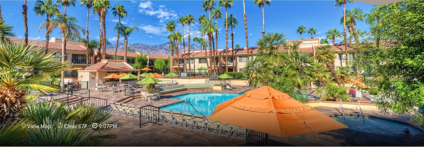 Welk Resorts Desert Oasis  - Cathedral City - Vila