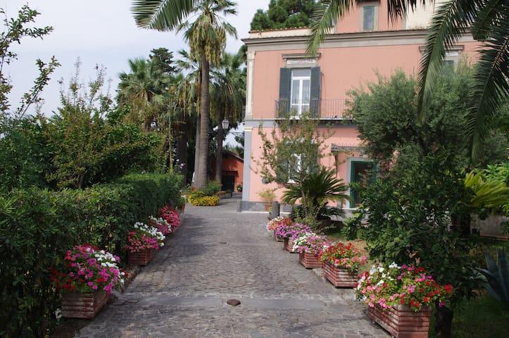 Villa Raffaela - Casa signorile e indipendente - Ercolano - บ้าน