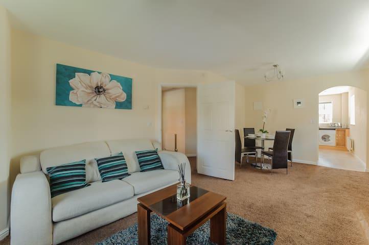 Luxury 2 bedroom apartment - Coventry - Leilighet