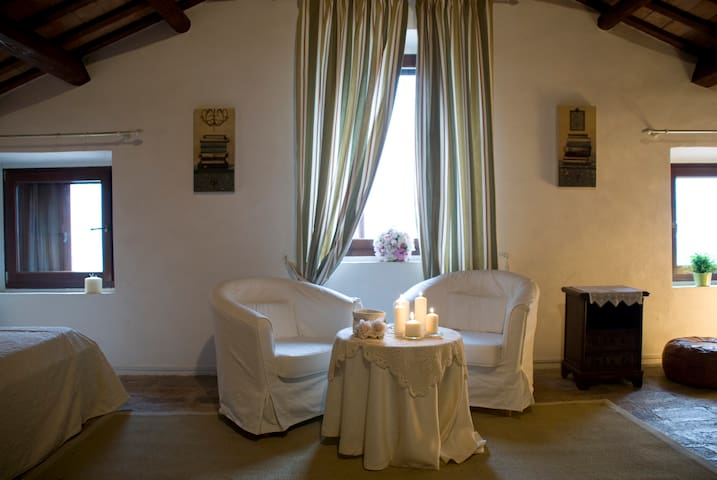 Relax Natura Country House I Lauri - Montefiore dell'Aso - Rumah