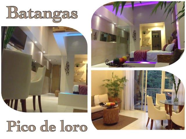 Pico De Loro Condo with full luxury - Nasugbu - Daire