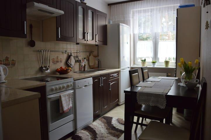 Nice apartment near the beach - Ustka - Departamento