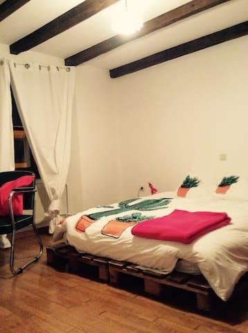 Belle petite chambre - Wiltz