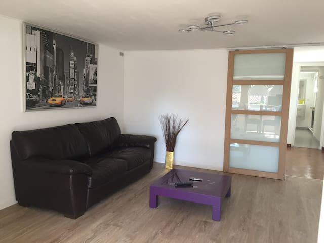 Appartement indépendant neuf (50 m²) à la campagne - Montgiscard - 公寓