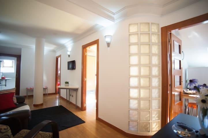Moderno apartamento en el centro de Salamanca - Salamanca - Apartment